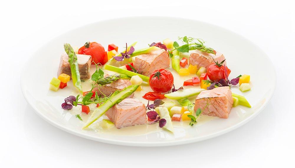 Фотосъёмка блюд для ресторанов