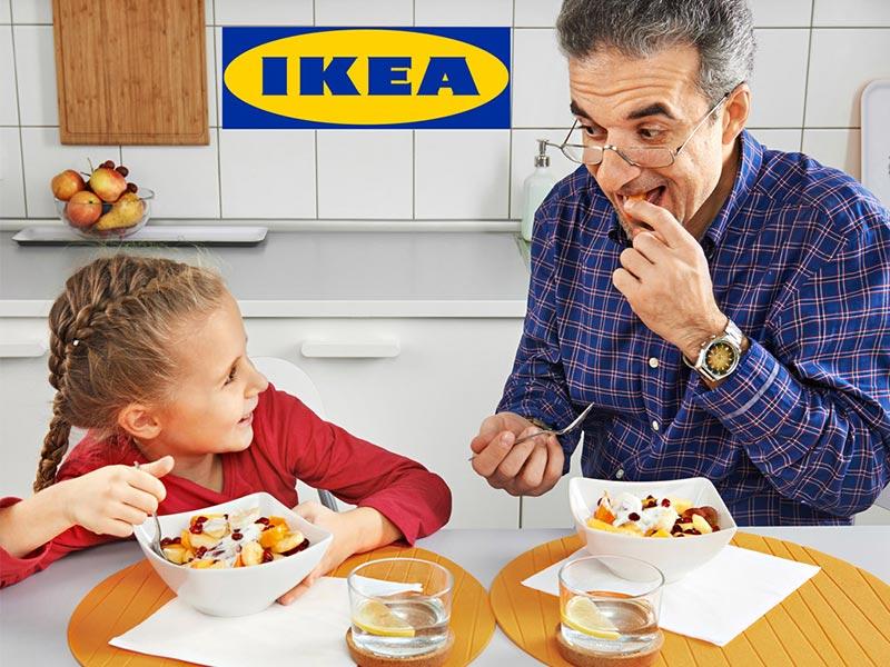фотосъёмка IKEA