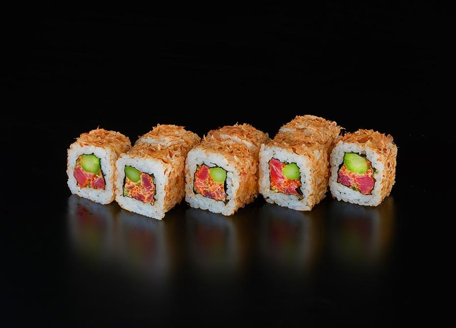 Суши, фотосъёмка еды